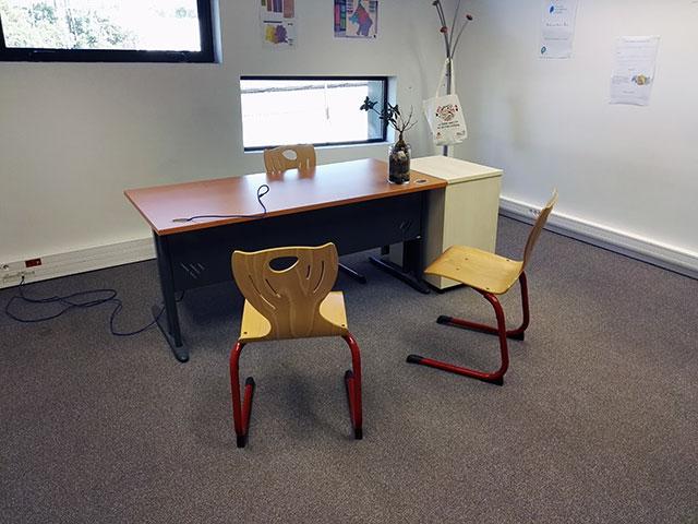 Des bureaux privés