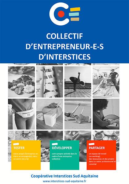 Annuaire des entrepreneurs d'Interstices - couv